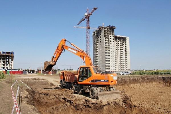 В Новознаменском районе Краснодара построят первый детский сад