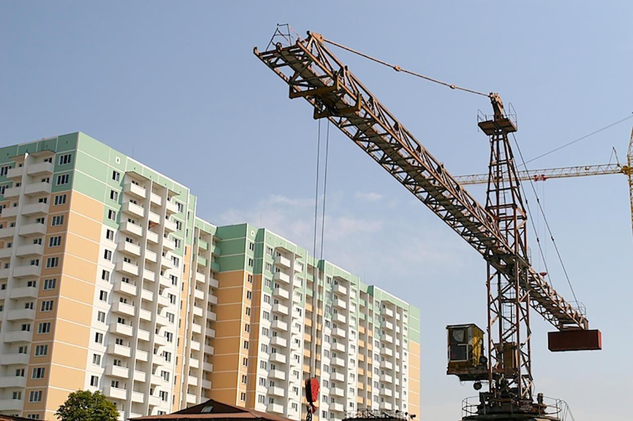 На Кубани к 2024 году объемы ввода жилья вырастут до 7 млн кв. метров
