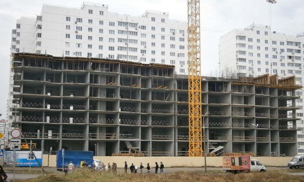 Более 200 дольщиков к 2019 году заедут в квартиры в ЖК «На Черкасской» в Краснодаре