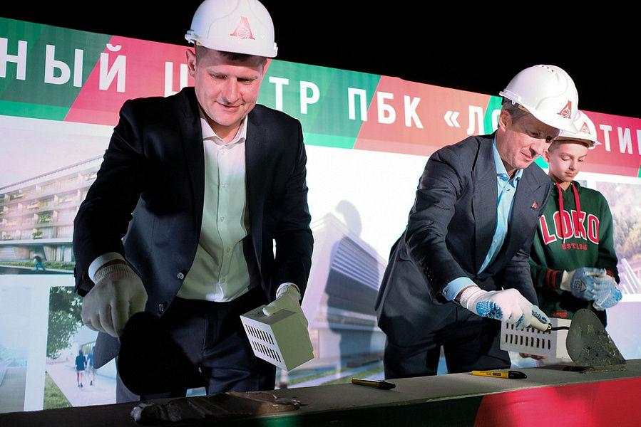 В Краснодаре построят центр подготовки юных баскетболистов