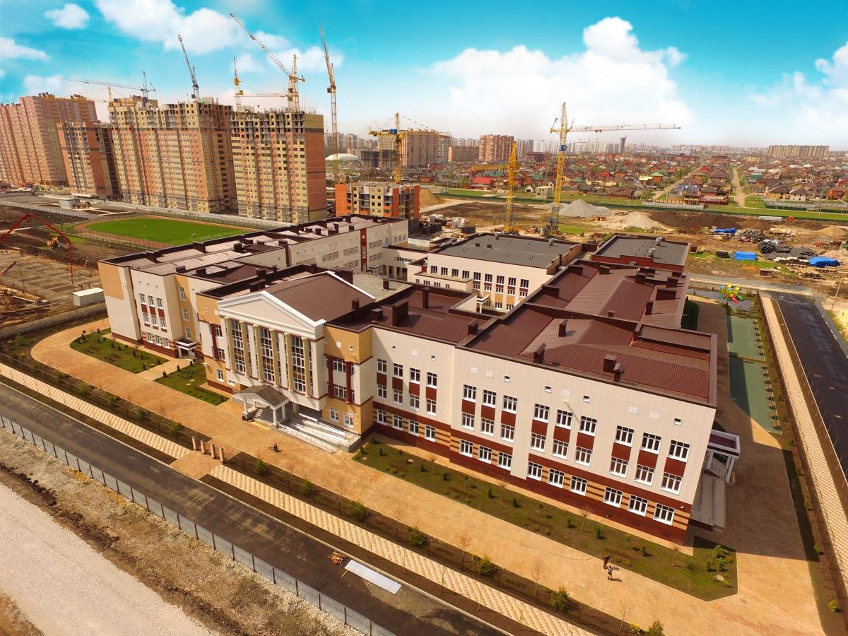 В Краснодаре подготовят проекты 11 новых образовательных учреждений