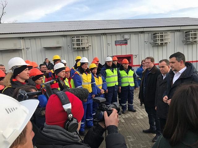 В Краснодаре открыли новый железнодорожный обход