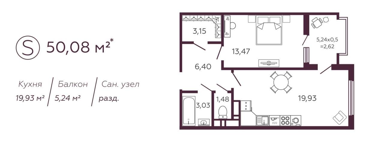 Самые просторные кухни в жилом комплексе «Дом Романовых»