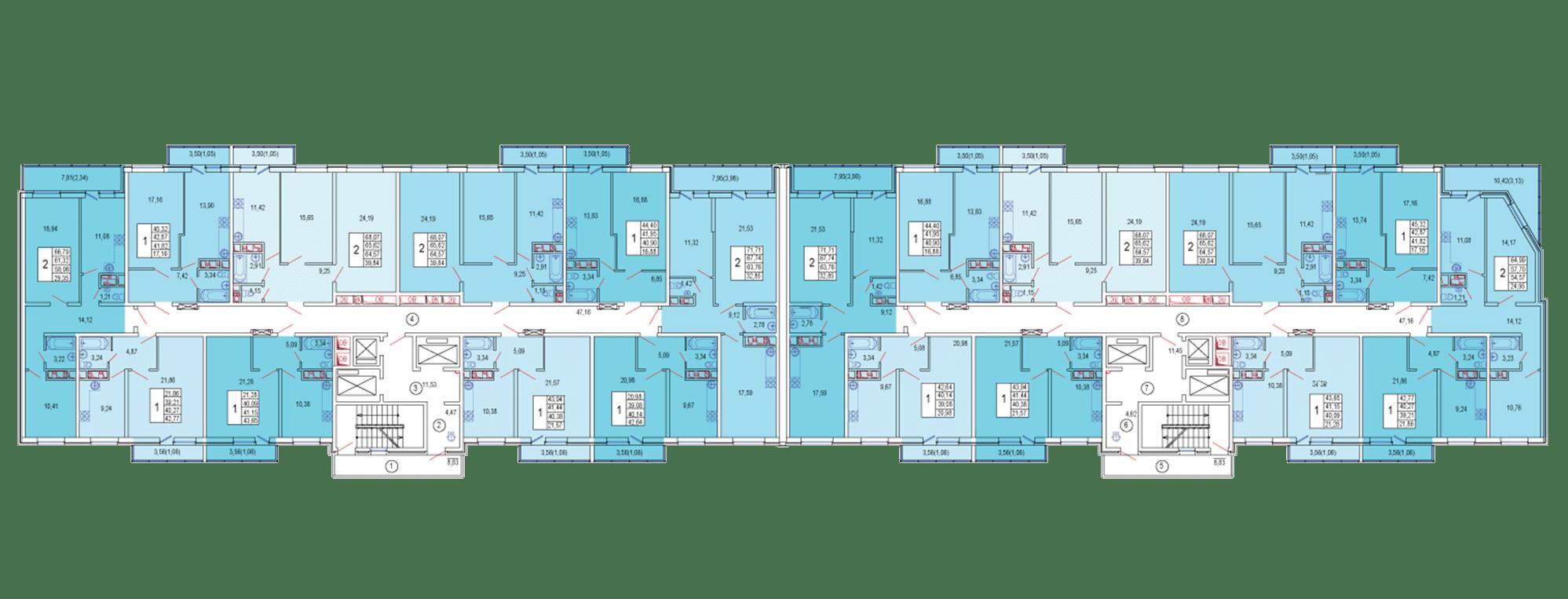 Удобные условия покупки квартиры по ипотеке в жилом комплексе «7 Вершин»