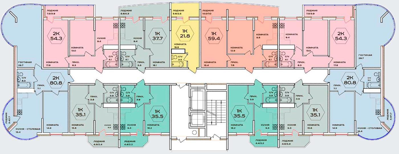 Удобные условия покупки квартиры по ипотеке в жилом комплексе «Флотилия»