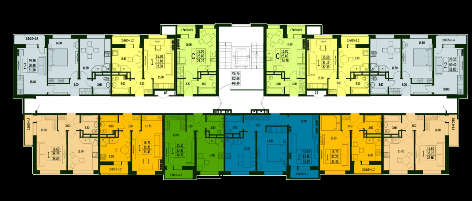 Удобные условия покупки квартиры по ипотеке в жилом комплексе «Марсель»