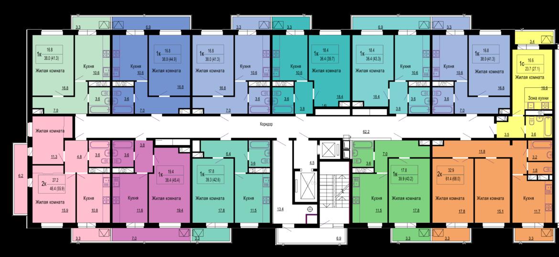 Удобные условия покупки квартиры по ипотеке в жилом комплексе «Мелодия»