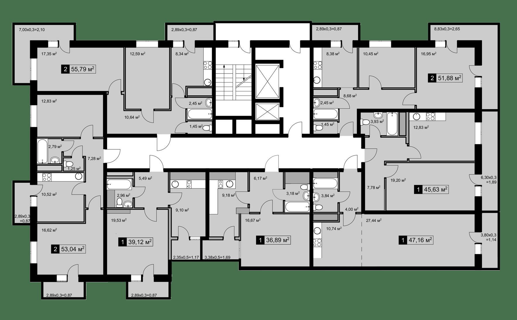 Удобные условия покупки квартиры по ипотеке в жилом комплексе «Дом на Школьной»