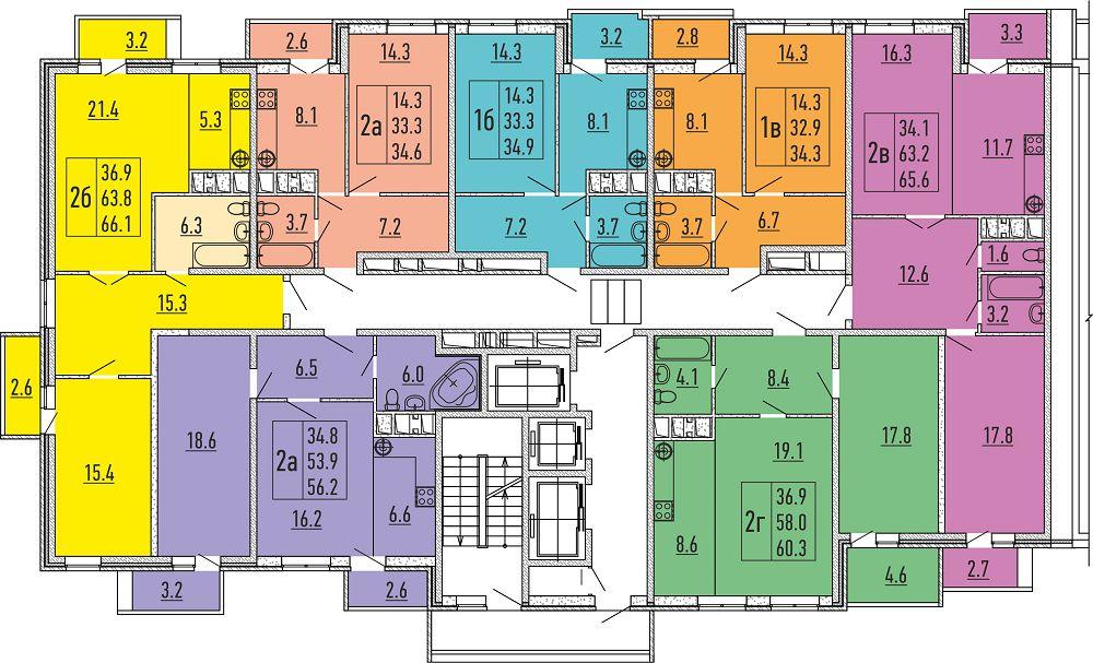 Удобные условия покупки квартиры по ипотеке в жилом комплексе «Перемена»