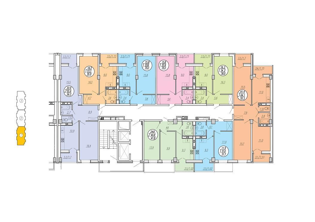 Удобные условия покупки квартиры по ипотеке в жилом комплексе «Притяжение»