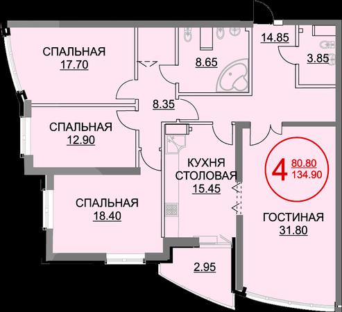 Жилой комплекс «Ривьера» | Краснодар