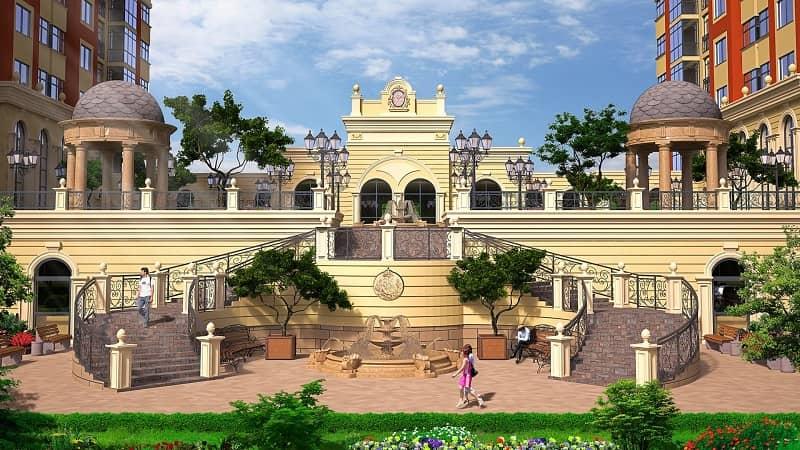 ЖК «Дом Романовых»
