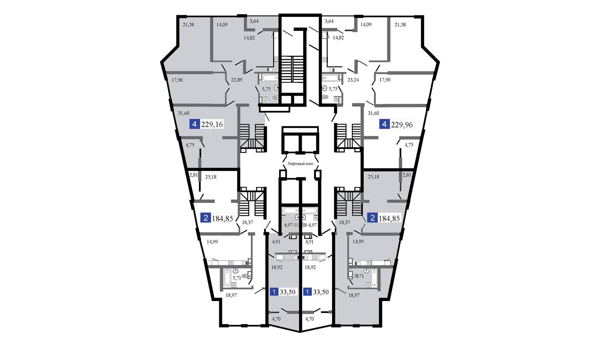 Удобные условия покупки квартиры по ипотеке в жилом комплексе «Сказка Град»