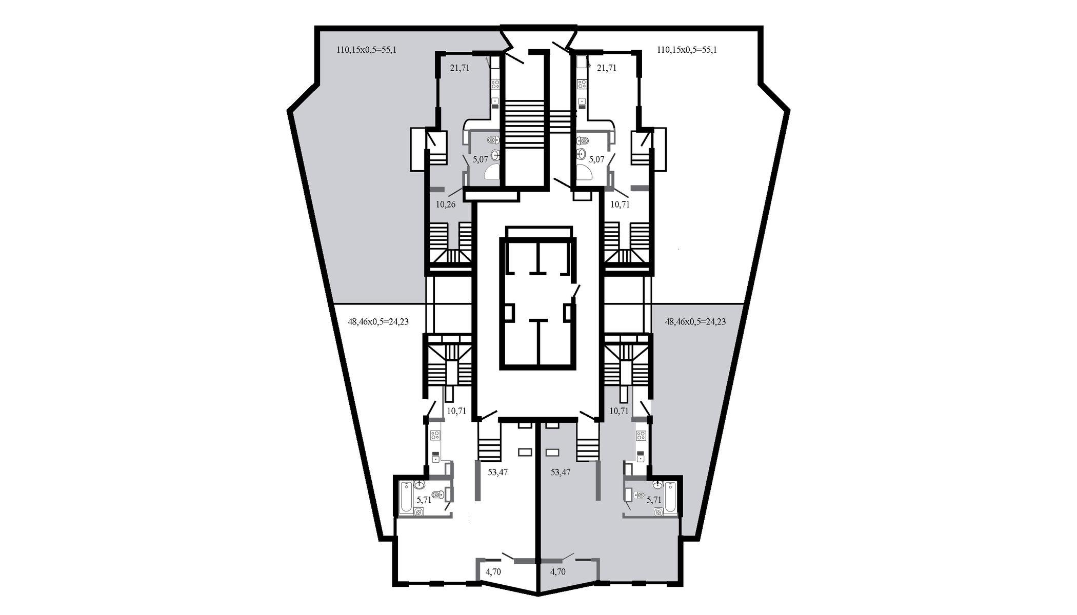 Расположение жилого комплекса «Сказка Град»