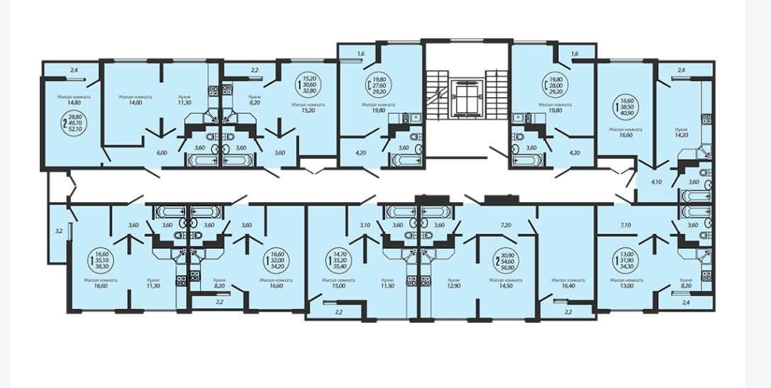 Удобные условия покупки квартиры по ипотеке в жилом комплексе «Спортивный парк»
