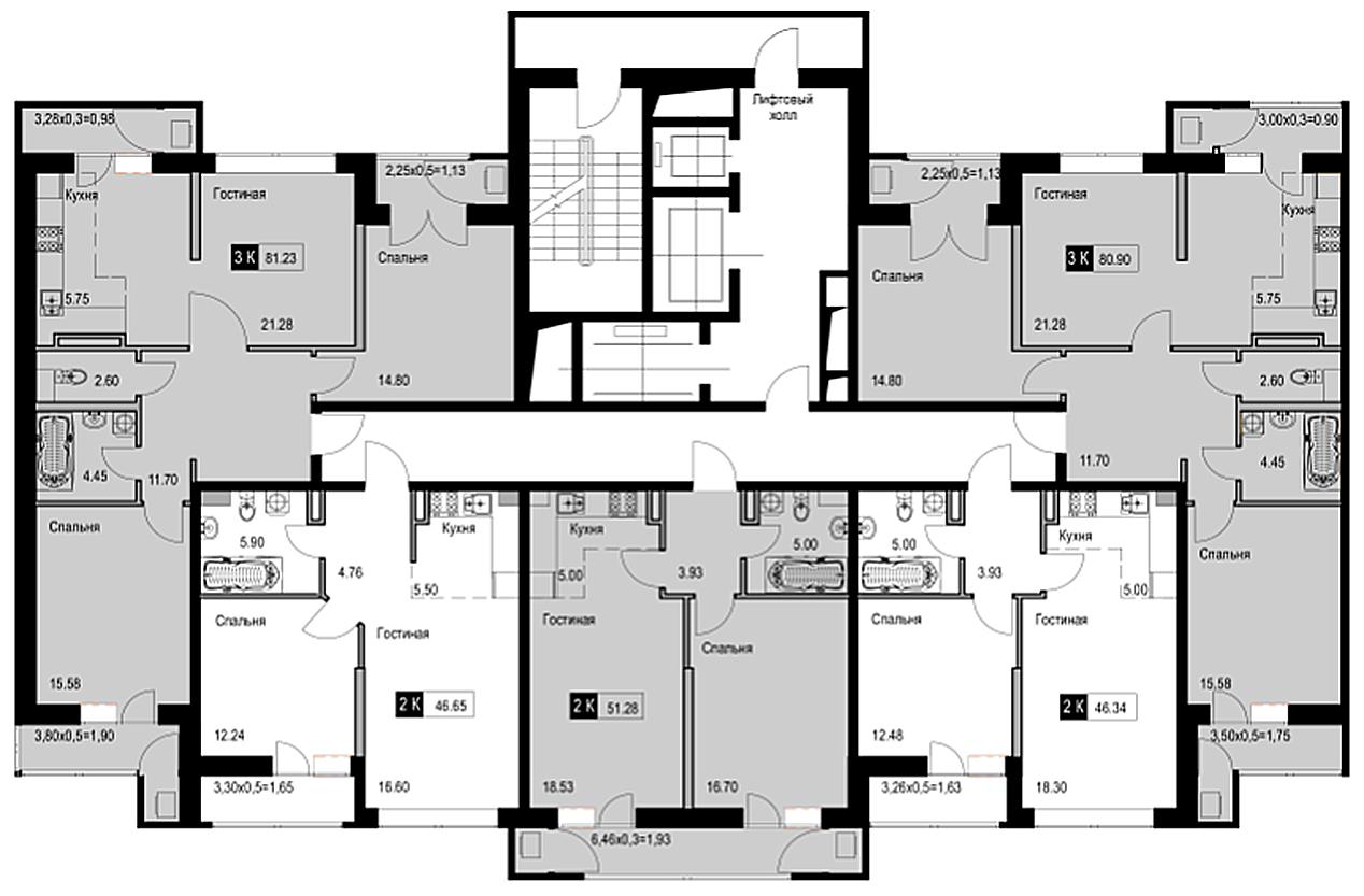 Удобные условия покупки квартиры по ипотеке в жилом комплексе «Стрижи»