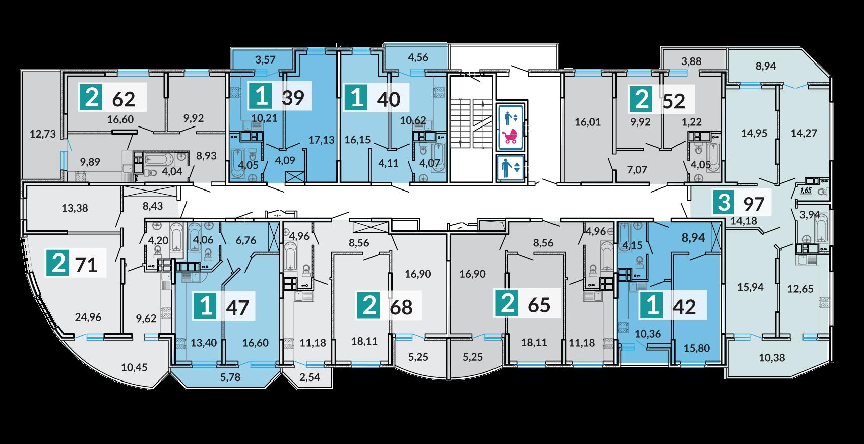 Удобные условия покупки квартиры по ипотеке в жилом комплексе «Времена года 3»
