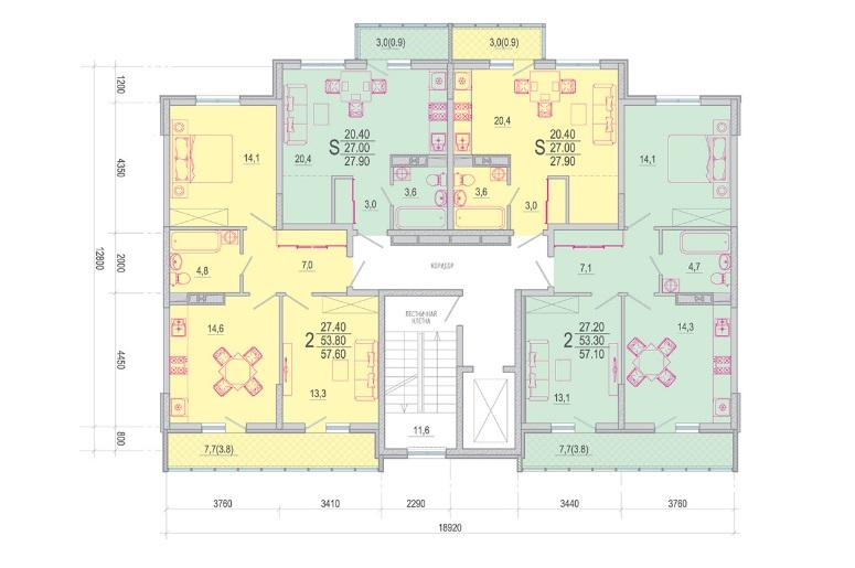 Удобные условия покупки квартиры по ипотеке в жилом комплексе «Южане»