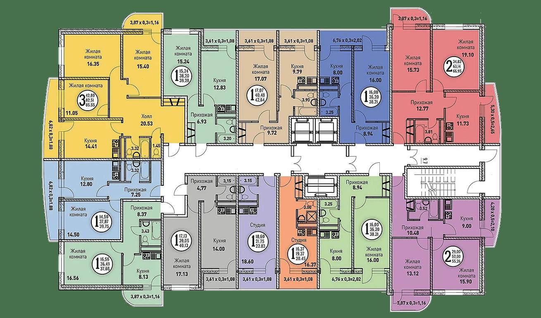 Удобные условия покупки квартиры по ипотеке в жилом комплексе «Цветы»