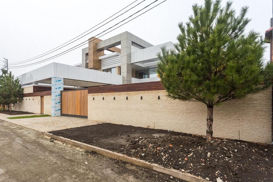 при строительстве жилых домов