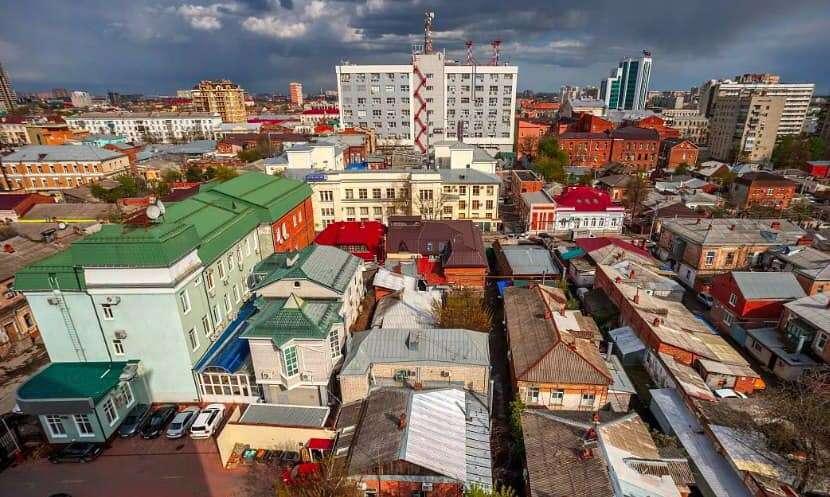 Центр Краснодара: снос домов