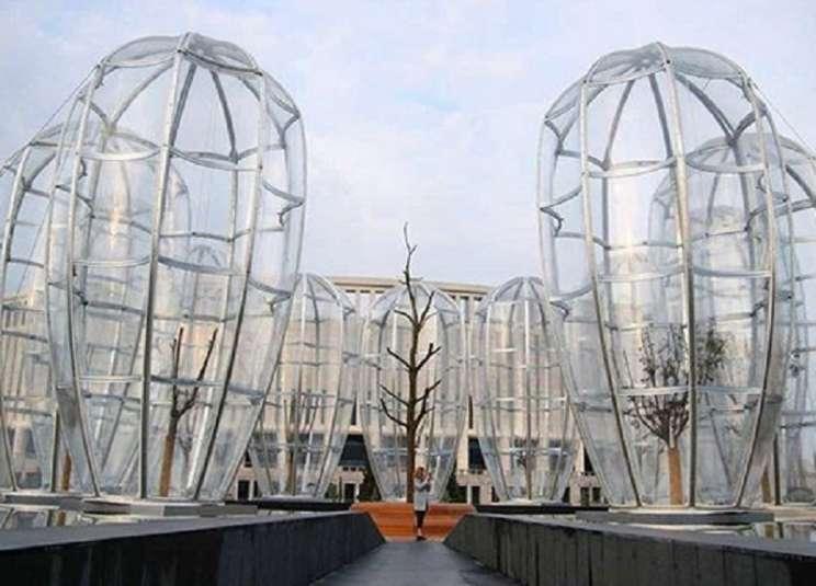 В краевой столице открыли четвертую очередь парка «Краснодар»