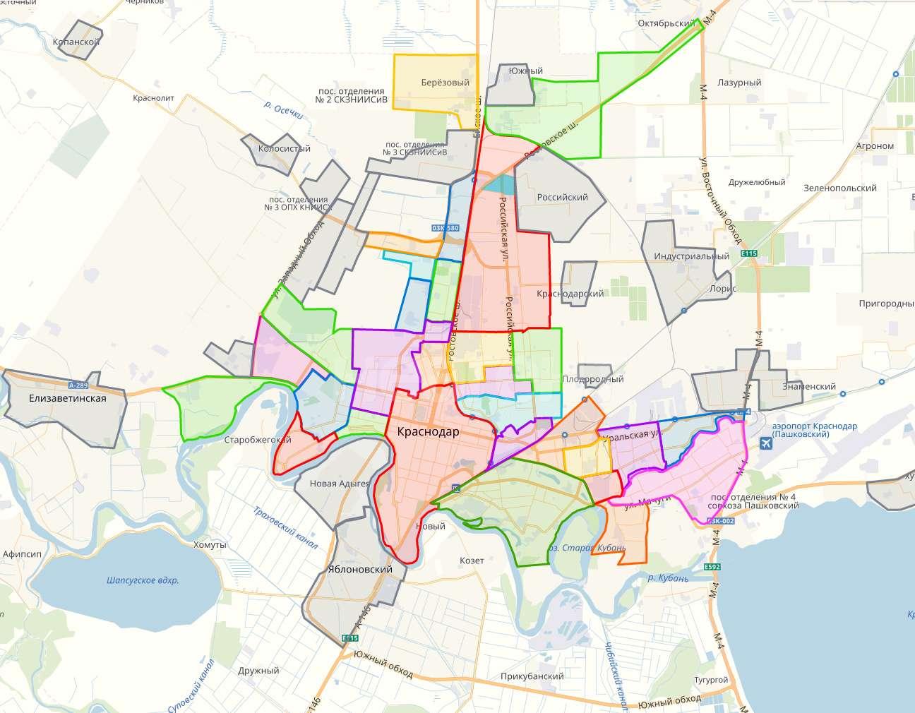 В каком районе Краснодара лучше купить дом? | Видео обзор 2020
