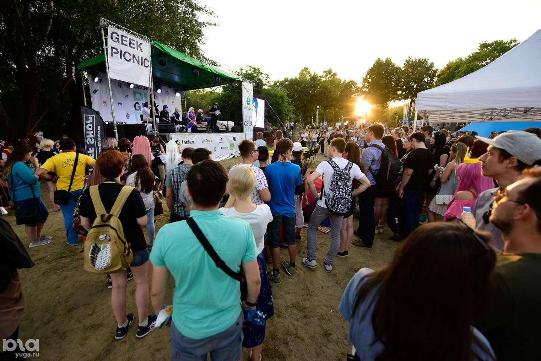 В парке 30-летия Победы в Краснодаре 15 и 16 сентября во второй раз пройдет фестиваль науки и искусства Geek Picnic