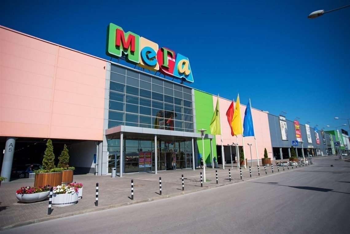 Реконструкция торгового центра «Мега Адыгея-Кубань»