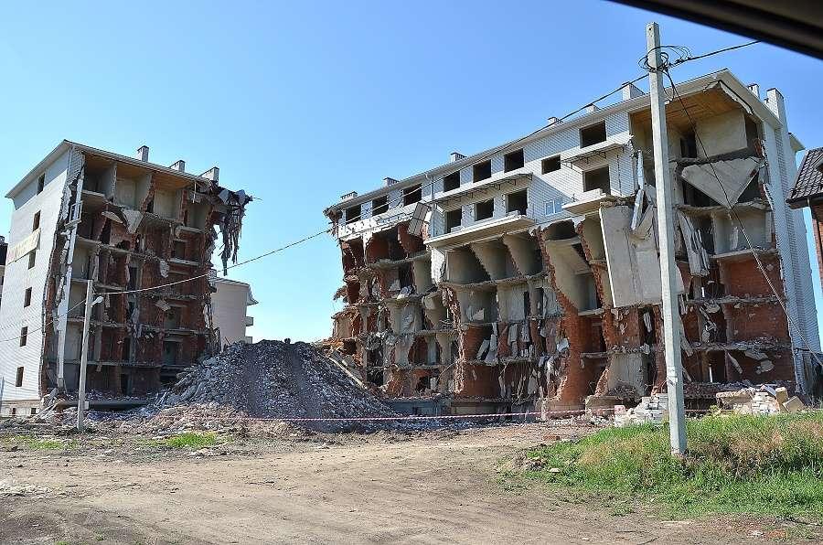 Власти Кубани попросят у президента России 595 млн руб. на снос «самостроев»