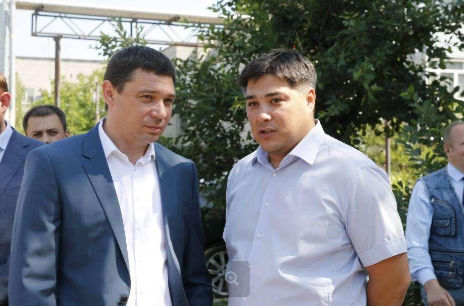 В День защиты детей мэр Краснодара посетил стройки новых школ