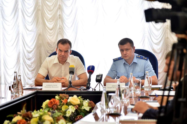 В Краснодаре начала работу Межведомственная комиссия по защите прав обманутых дольщиков