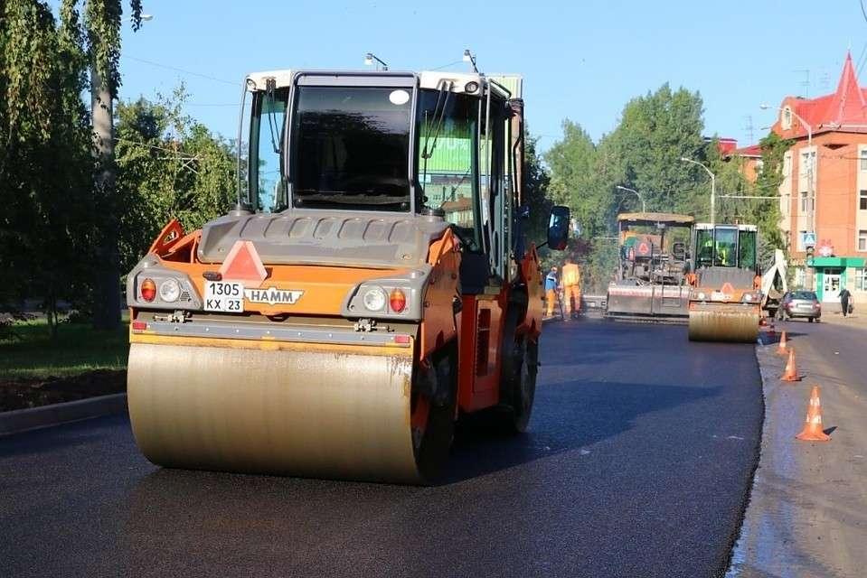 В Краснодаре к 1 сентября закончат ремонт 75 км дорог