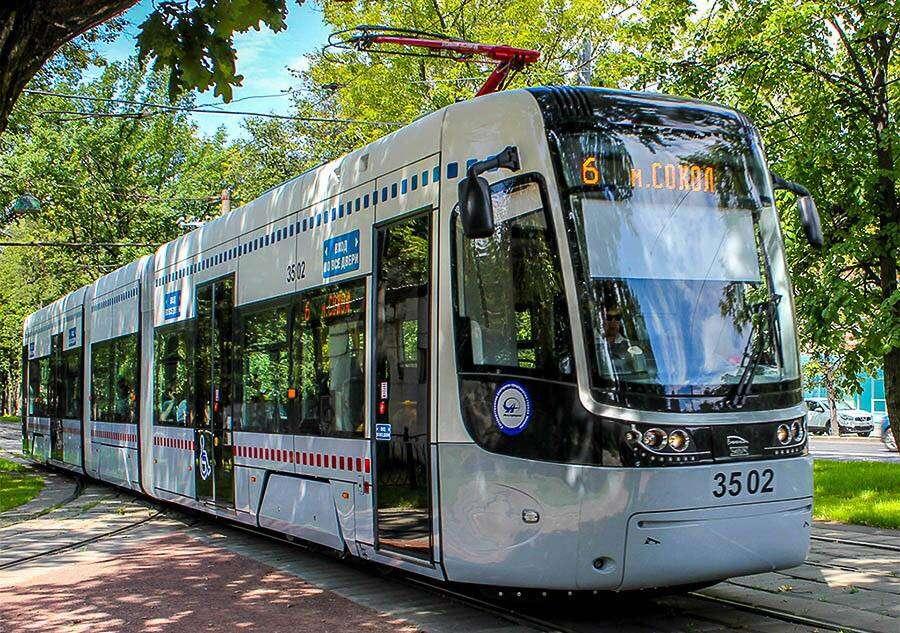 В течение трех лет в Краснодаре заменят более 100 трамваев