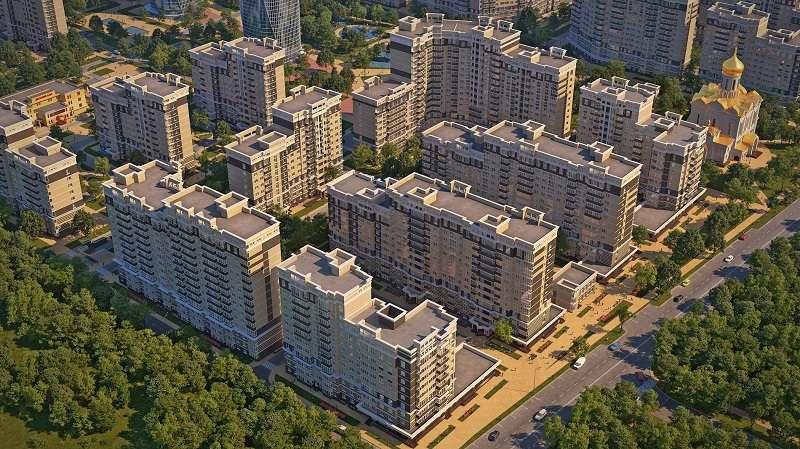 МКР «Красная Площадь» Краснодар — Romex Development
