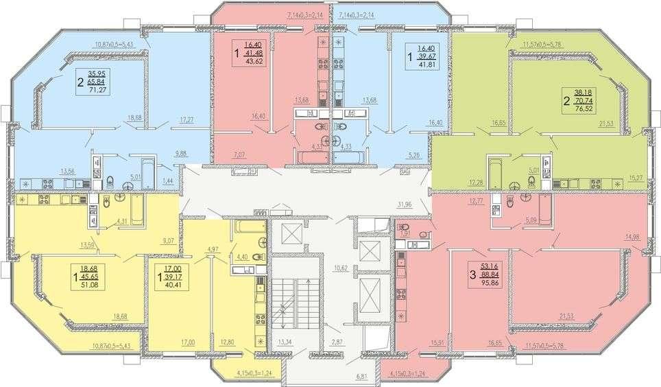 Удобные условия покупки квартиры по ипотеке в жилом комплексе «На высоте»