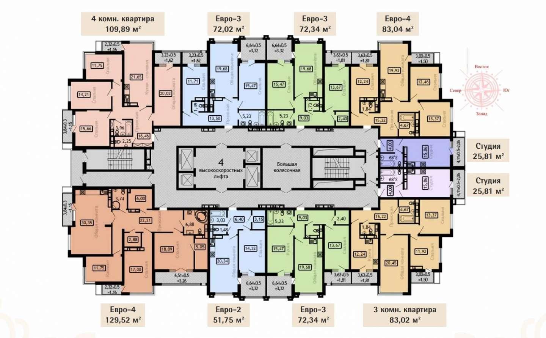Удобные условия покупки квартиры по ипотеке в жилом комплексе «Дом Романовых»